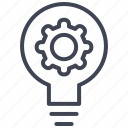 innovation, bulb, business, idea, light