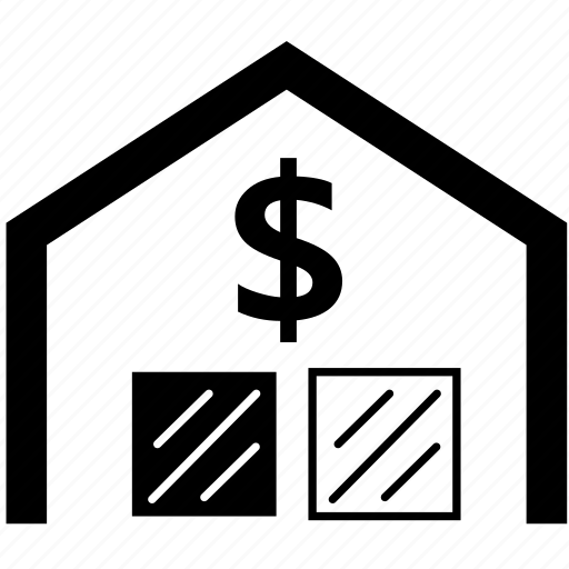 depot, storage, storage garage, store, storehouse, supplies, warehouse icon