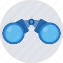 binocular, binoculars, search icon