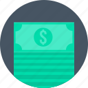 banking, business, cash, currency, finance, money, payment icon