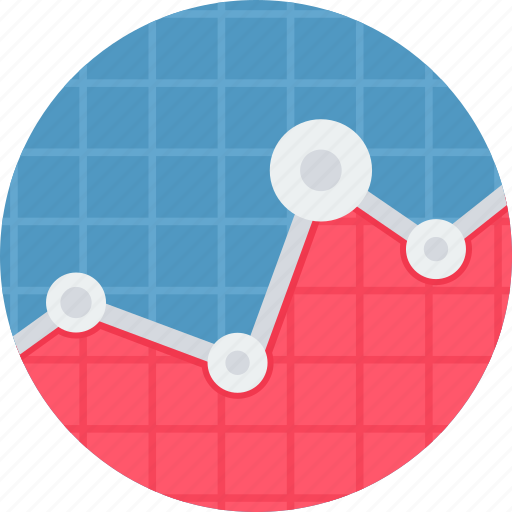 analytics, business, chat, diagram, presentation icon