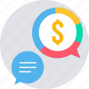business, cash, dollar, money, payment icon