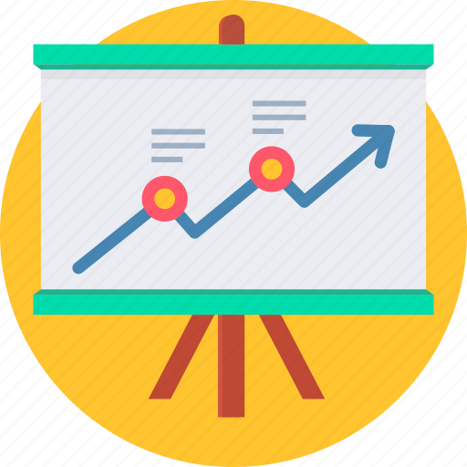 analysis, analytics, business, diagram, presentation, report, statistics icon