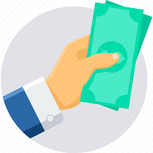 budget, business, cash, finance, funds, money, payment icon