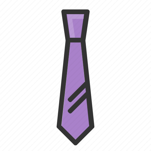 accessory, cloth, clothes, clothing, fashion, style, tie icon