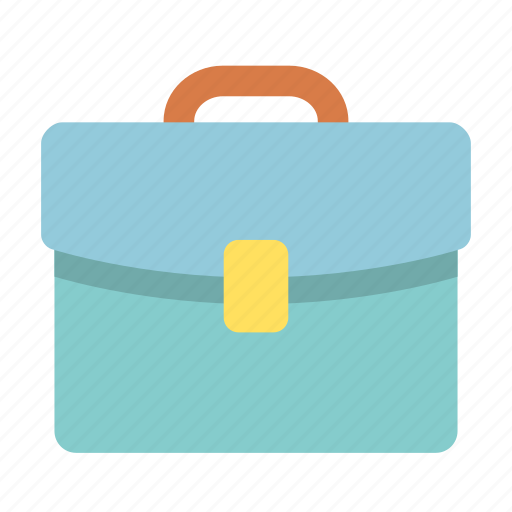 bag, briefcase, business, financial, folder, portfolio, suitcase icon