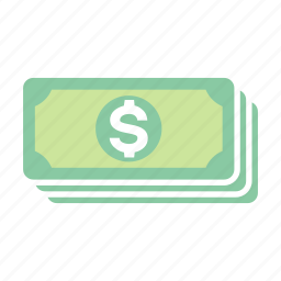 business, dollar, financial, money, property, stock, wealth icon