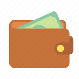 business, dollar, financial, property, stock, wallet, wealth icon