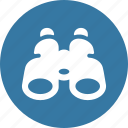 binocular, explore, spyglass icon