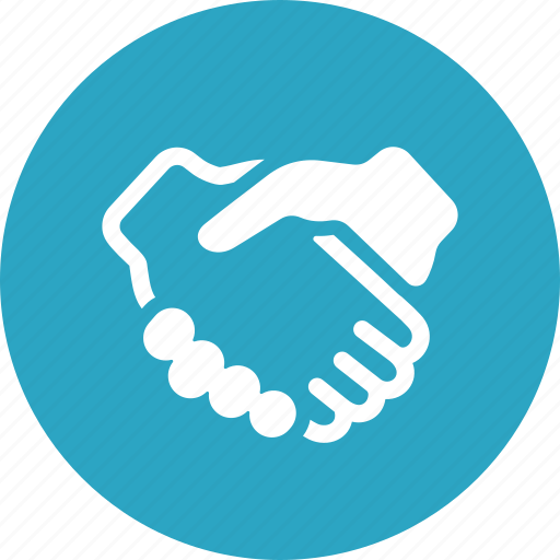 agreement, business deal, handshake, partnership icon