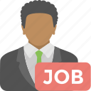 employment, hiring people, job hiring, recruitment, talent search icon