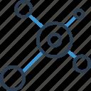 analytics, analyze, data, internet, online, share icon