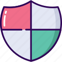 business, guard, safe, shield icon