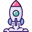 boost, startup, business, rocket