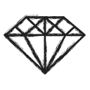 business, diamond, gemstone icon
