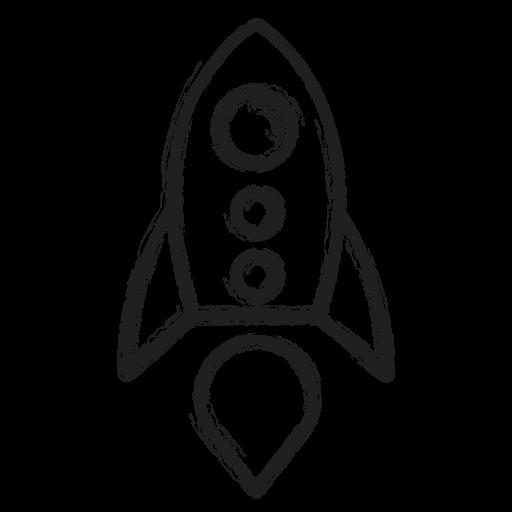 business, rocket, seo icon