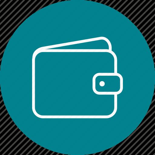 cash, purse, wallet icon
