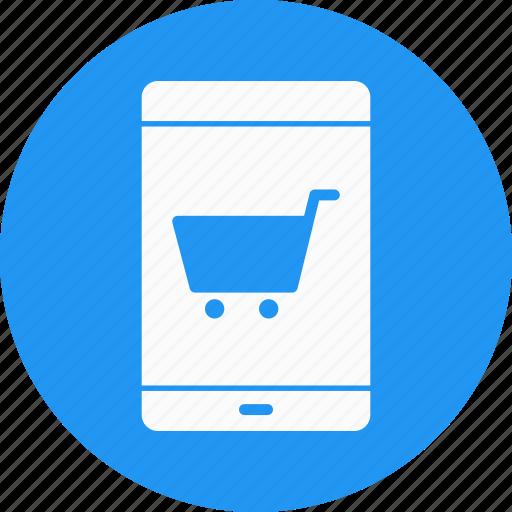online, services, shop icon
