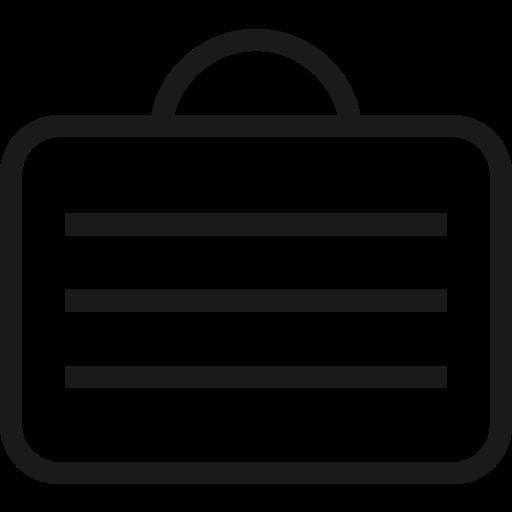 bag, briefcase, business, case, money, suitcase icon