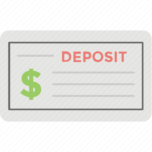 cheque, paycheck, payment, receipt, voucher icon