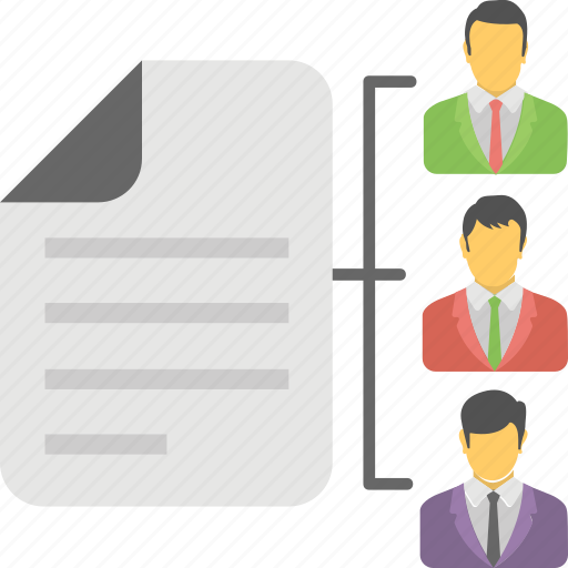 powerpoint, powerpoint hierarchy, presentation process, sales team, team introduction icon