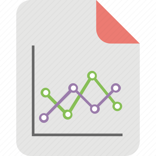 analysis, business report, financial report, graph report, statistics icon
