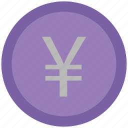 coins stack, currency, financial, japanese yen, money, yen coin, yen sign icon