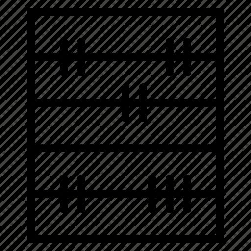 adjestment, equalizer, settings icon