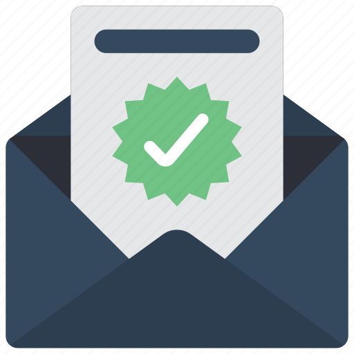 business, conversion, email, mail, success icon