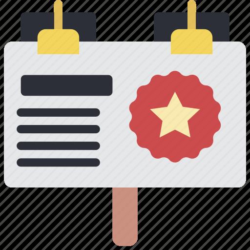 billboard, board, business, marketing, sales icon