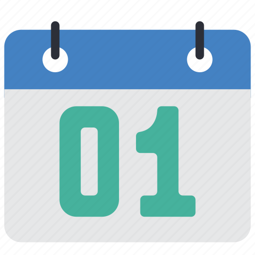 business, calendar, date, day, month, stationery icon