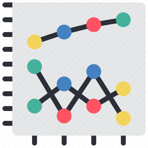 business, chart, data, graphs, table icon