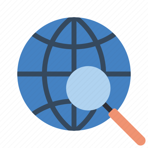 business, find, global, search, world icon