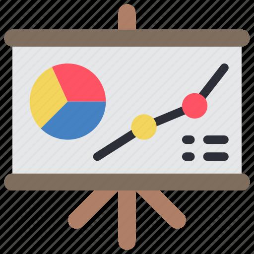 board, business, ppt, pres, presentation, screen icon