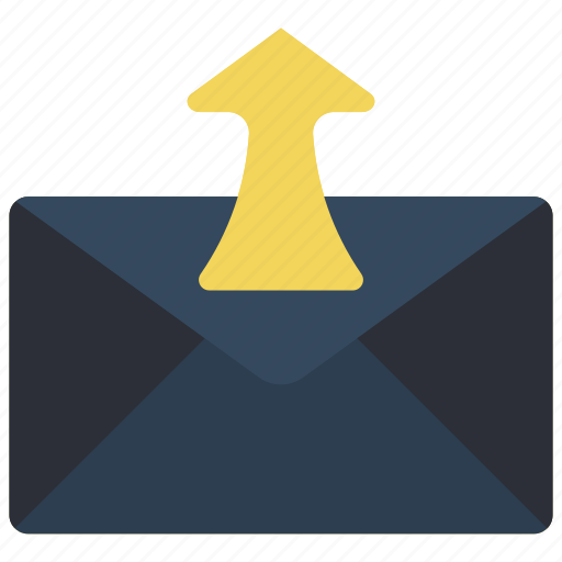 business, email, mail, send, sent icon