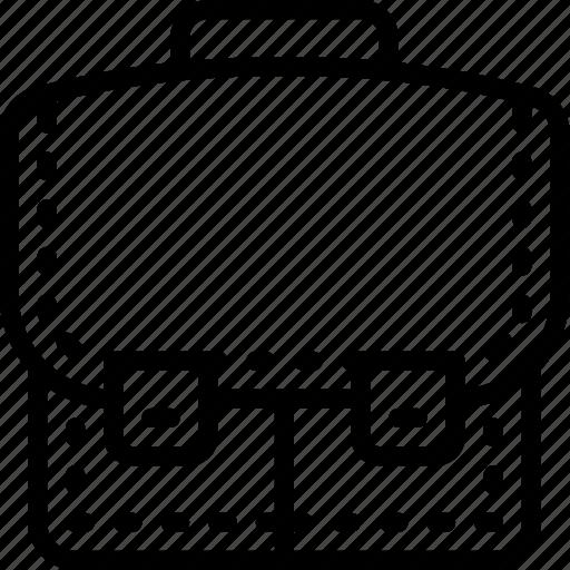 breifcase, business, satchel, storage icon