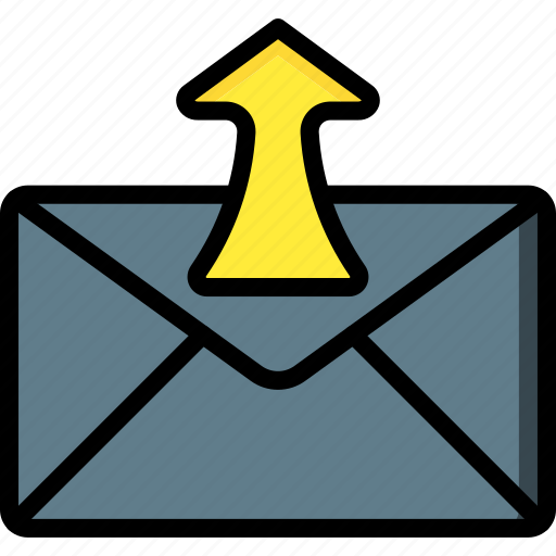 business, email, mail, sent, ultra icon
