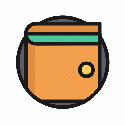 bank, business, finance, money, office, purse icon