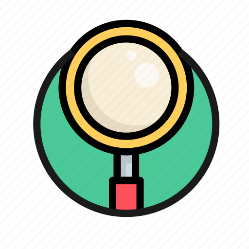 bank, business, finance, magnifier, money, office, search icon