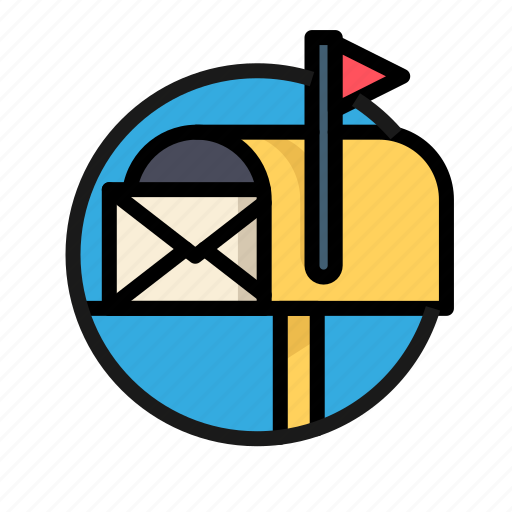 bank, business, finance, mail, money, office, post icon