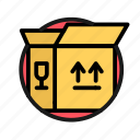 bank, box, business, cargo, finance, money, office icon