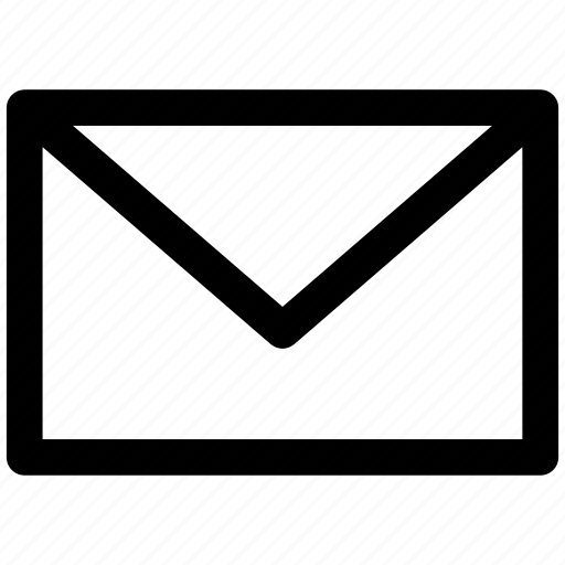 email, envelope, letter, message, sms icon