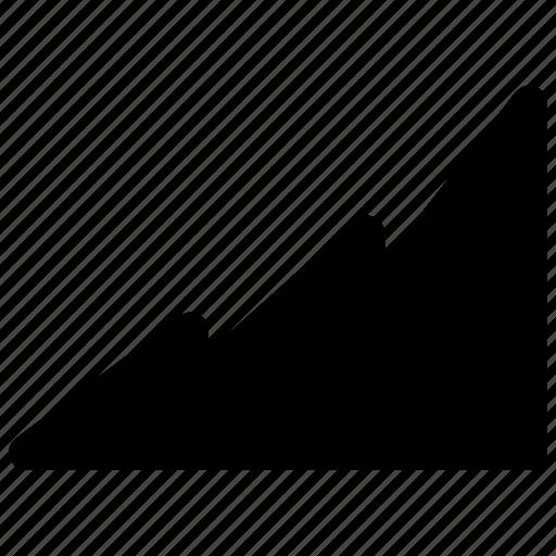 analysis, chart, graph, growth, statistics icon