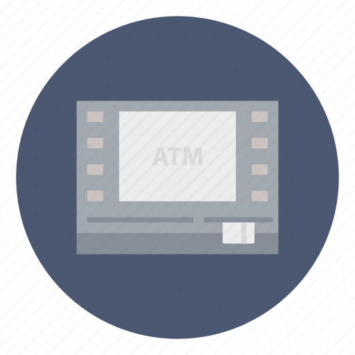 atm, bank, business, cash, get, money, withdraw icon