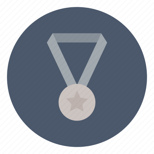 achivement, award, business, gold, medal, reward, win icon