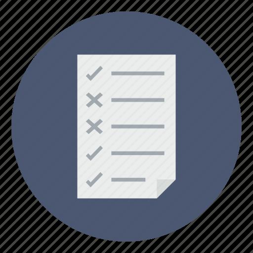 business, check, checklist, memo, plan, strategy, task icon