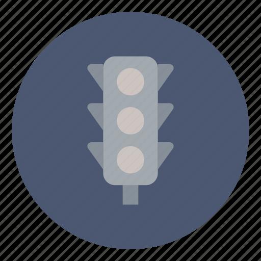 activity, business, light, signal, traffic, transport, transportation icon