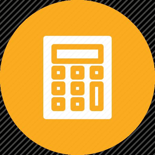 calculate, calculator, finance, math icon
