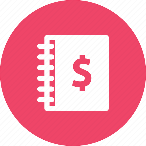 annual, finance, financial, report, revenue icon