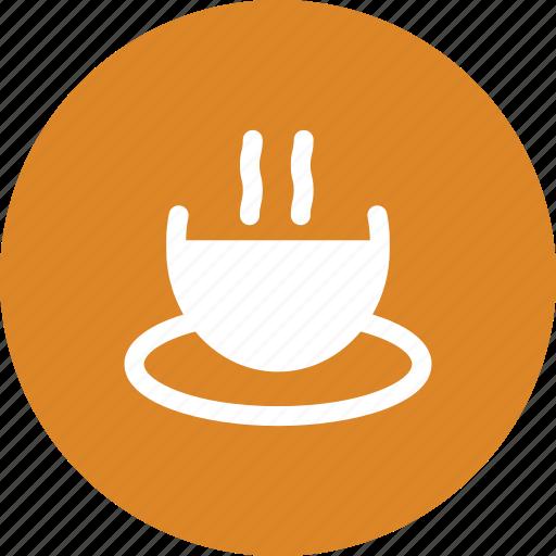coffee, cup, hot, mug, pause icon